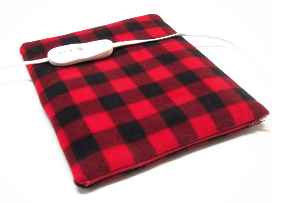 Gift Ideas for Friends with Chronic Pain - Heating Pad Cover